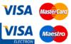 Nakupujte rychle a pohodlně platební kartou.
